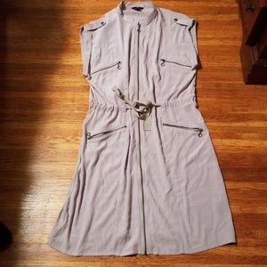 H & M Dress Full Zip